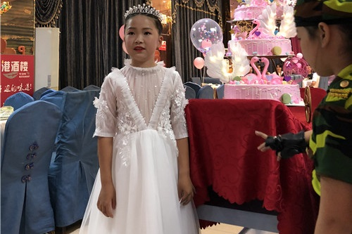 粉红小公主